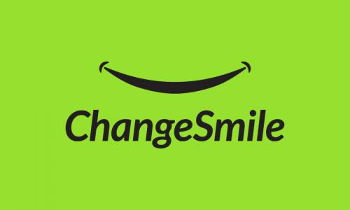 Changesmile - Dental care domain name for sale