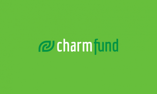 Charmfund - Fundraising domain name for sale