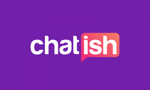 Chatish - Chat business name for sale