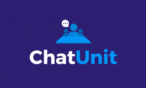 Chatunit - Chat domain name for sale