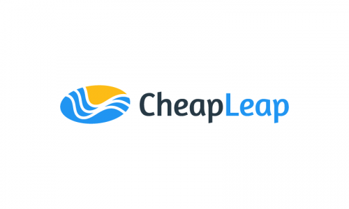 Cheapleap - E-commerce domain name for sale