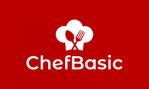 Chefbasic - Culinary startup name for sale