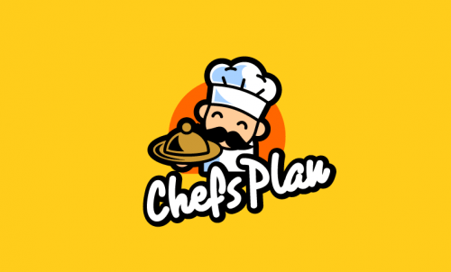 Chefsplan - Culinary startup name for sale