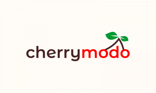 Cherrymodo - Food and drink domain name for sale