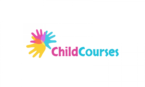Childcourses - E-learning startup name for sale
