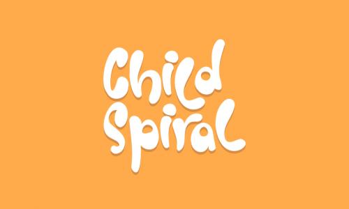 Childspiral - Childcare startup name for sale