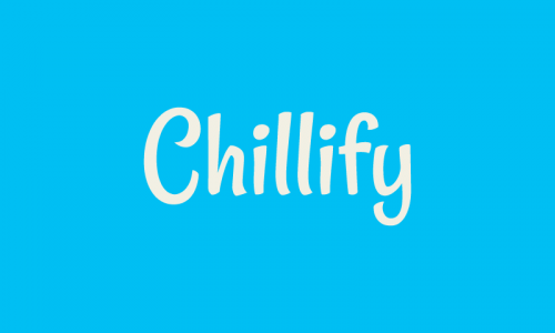 Chillify - Health domain name for sale