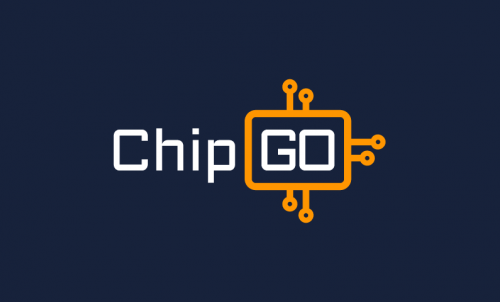 Chipgo - Contemporary domain name for sale