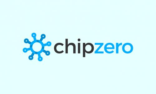 Chipzero - Hardware domain name for sale