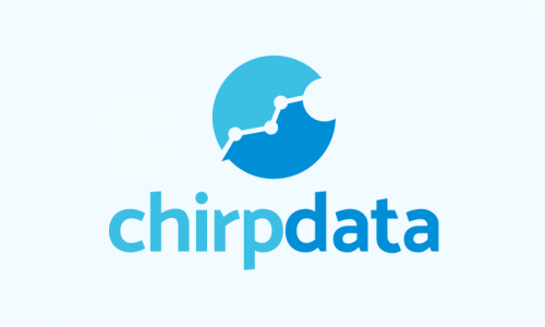 Chirpdata - Business startup name for sale