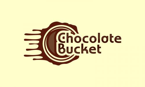 Chocolatebucket - Food and drink company name for sale