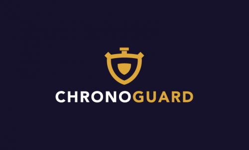 Chronoguard - Security company name for sale