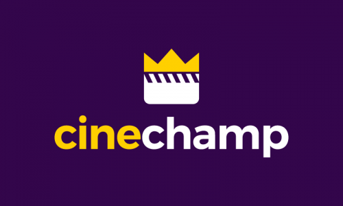 Cinechamp - Video company name for sale