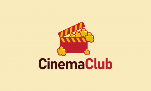 Cinemaclub - Movie company name for sale
