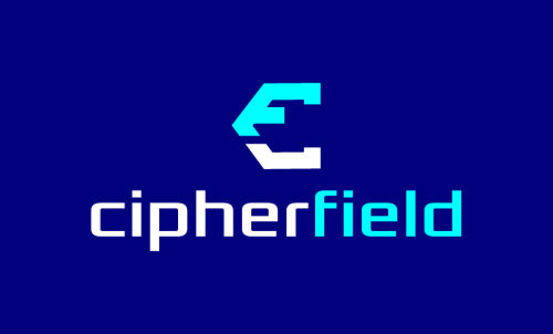 Cipherfield - Cryptocurrency company name for sale