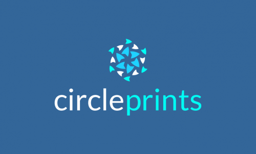 Circleprints - Marketing business name for sale