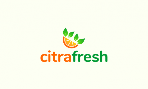 Citrafresh - Retail startup name for sale