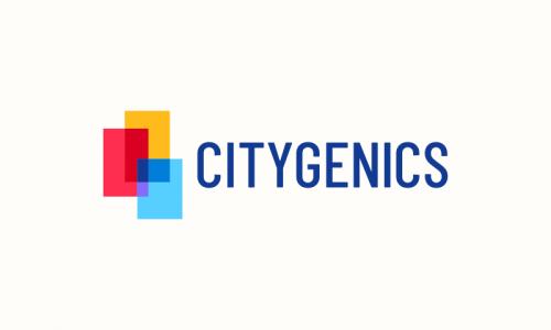 Citygenics - Retail company name for sale