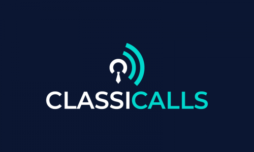 Classicalls - Business domain name for sale