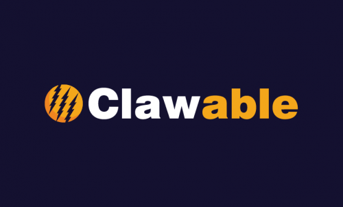 Clawable - Retail company name for sale