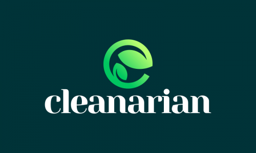 Cleanarian - Green industry domain name for sale