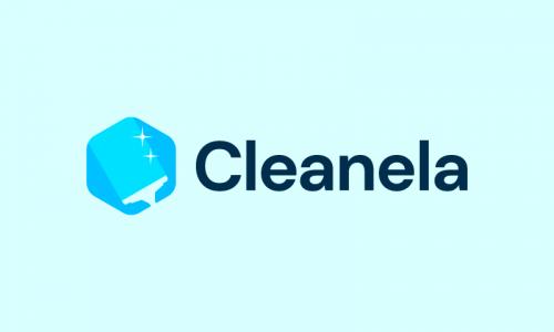 Cleanela - Wellness brand name for sale