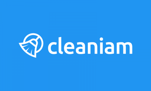 Cleaniam - Green industry company name for sale