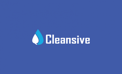 Cleansive - Green industry product name for sale