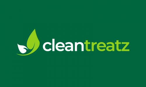 Cleantreatz - E-commerce brand name for sale