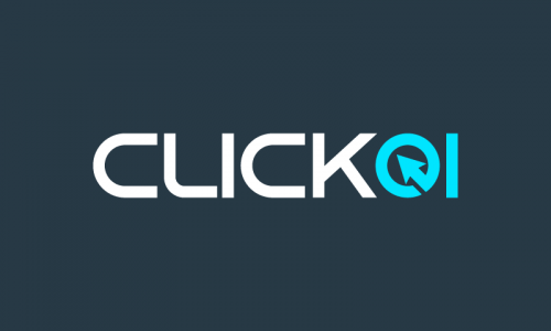 Clickoi - Marketing company name for sale