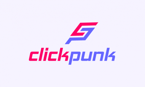Clickpunk - Music startup name for sale