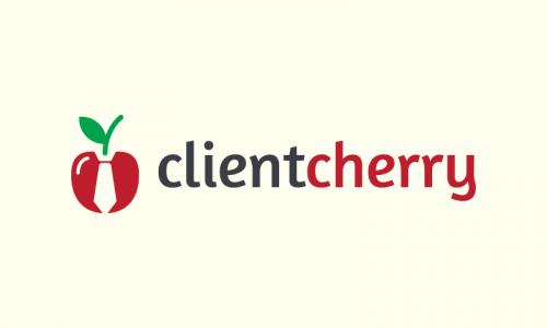 Clientcherry - Business domain name for sale