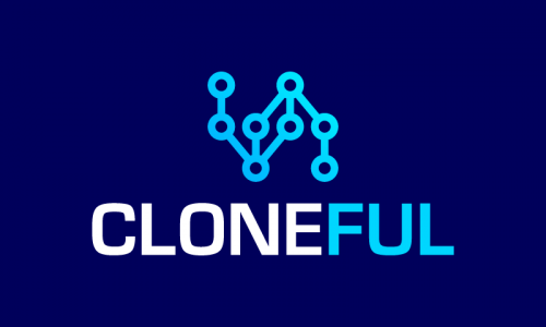 Cloneful - Business brand name for sale