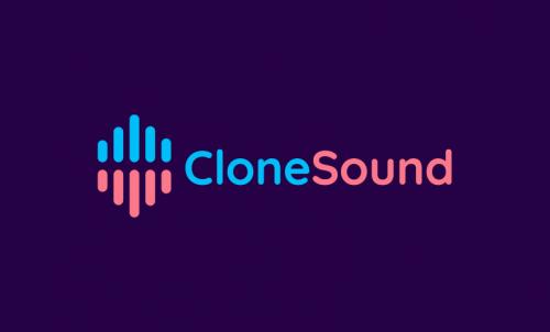 Clonesound - Audio brand name for sale