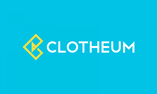 Clotheum - Clothing company name for sale