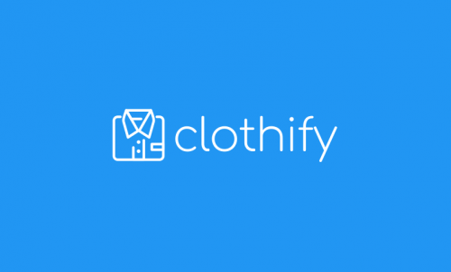 Clothify - Accessories company name for sale