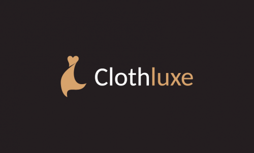 Clothluxe - Clothing product name for sale
