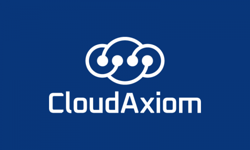 Cloudaxiom - Business company name for sale