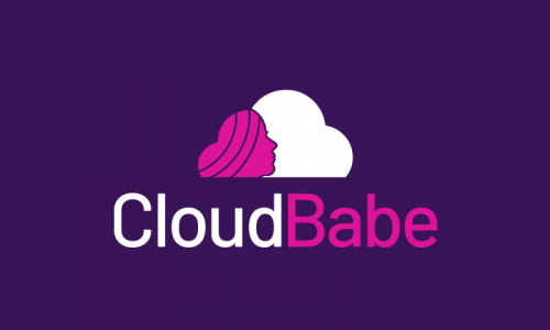 Cloudbabe - Retail startup name for sale
