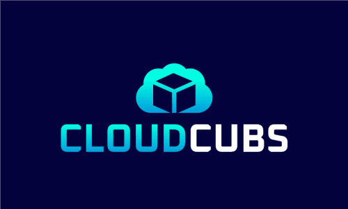 Cloudcubs - Technology brand name for sale