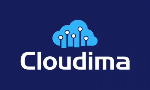Cloudima - Business brand name for sale