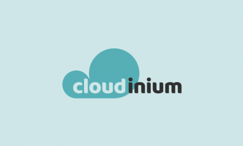 Cloudinium - Technology business name for sale