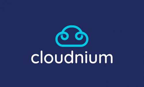 Cloudnium - Technology company name for sale