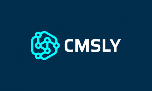 Cmsly - Business startup name for sale