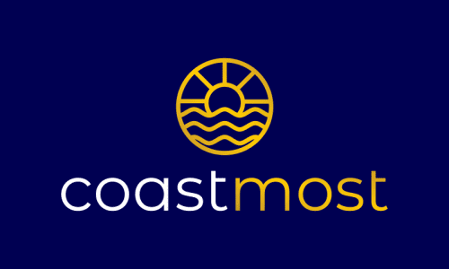 Coastmost - Food and drink domain name for sale