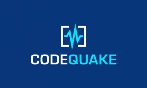 Codequake - Technical recruitment company name for sale