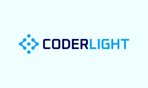 Coderlight - Programming domain name for sale