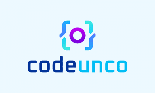 Codeunco - Programming business name for sale