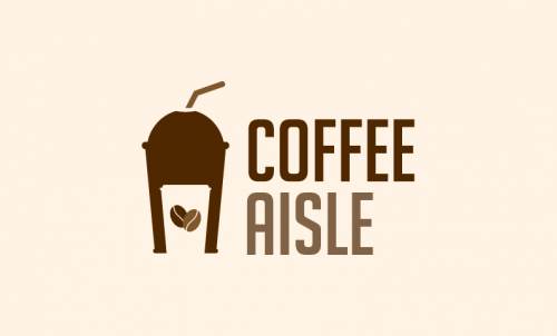 Coffeeaisle - Food and drink product name for sale