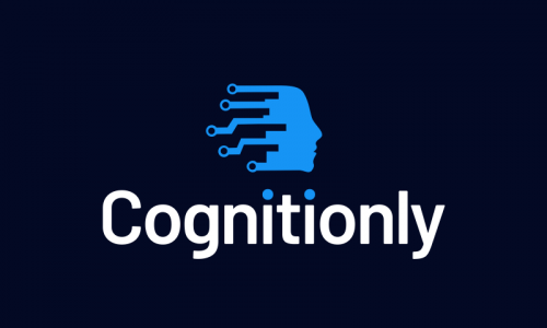Cognitionly - Modern business name for sale